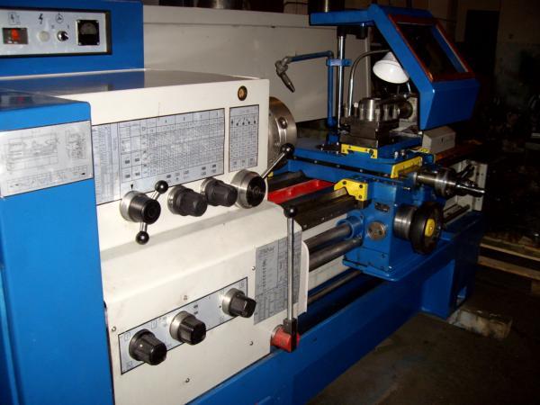 Токарный станок 16К20 – технические характеристики ...