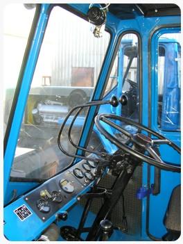 Кабина трактора Т150-